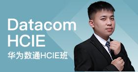 数通(Data-com)HCIE班
